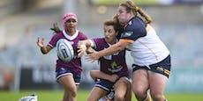 Zu brutal? Transfrauen sollen aus Rugby verbannt werden