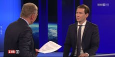 Kurz erklärt Wolf im ORF, wie Verhandlung funktioniert