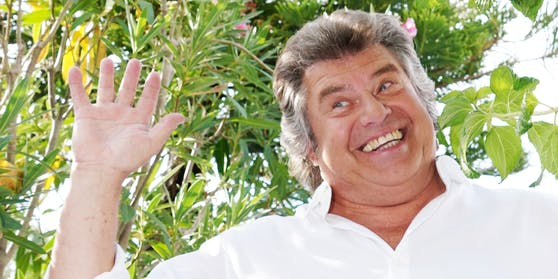 Stadl-Legende Andy Borg