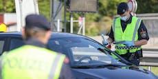 Busreise deckt auf: Grenze für Corona weit offen