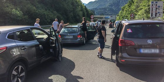 Ein Mega-Stau auf der A11 vor dem Karawanken-Tunnel ließ unlängst die Wogen hochgehen.