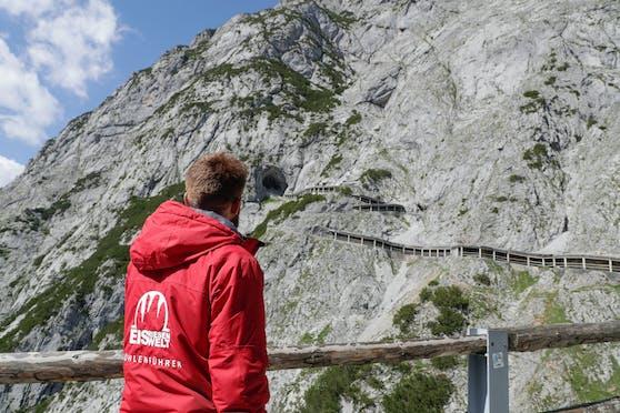 Die Betreiber der Eisriesenwelt in Werfen wollen noch diesen Sommer wieder öffnen