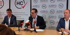 Strache hat nötige Unterschriften für Wien-Wahl