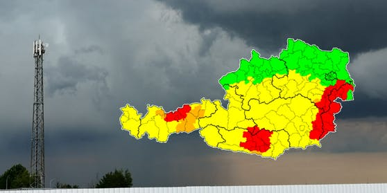 Wetter Wien Heute