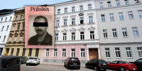 Maciej W. wollte in diesem Haus sterben.