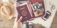 Die fünf größten Reisepass-Irrtümer im Urlaub