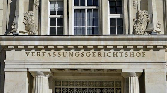 Der österreichische Verfassungsgerichtshof in Wien