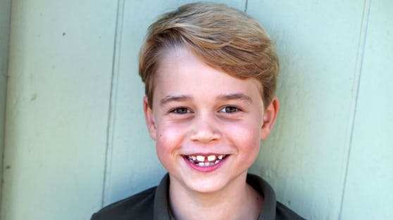 """Der siebenjähre Prinz George wird – in Zeichentrickform – der Star in der neuen Serie von """"Family Guy""""-Macher Gary Janetti."""