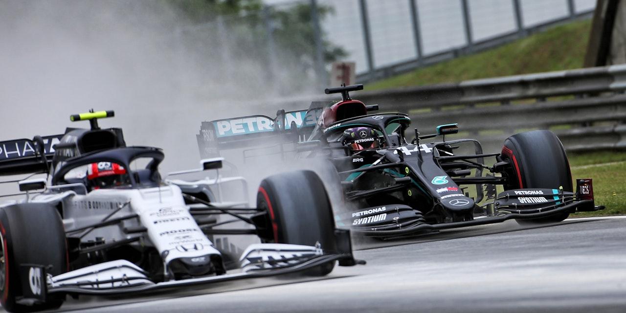 Formel 1 Rennstart Heute