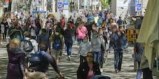 So viele aktive Corona-Kranke gibt es derzeit in Wien