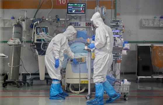 Israel meldet stark steigende Infektionszahlen.