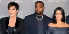 "Kanye West nannte Kims Mutter ""Kris Jong Un"""
