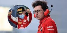 Krise: Holt Ferrari-Boss Schumacher in die Formel 1?