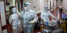 """""""Total versagt"""": 350 Ärzte attackieren Serben-Regierung"""