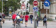 """""""Radler-Falle"""" am Karlsplatz wird endlich entschärft"""