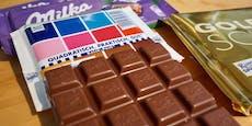 Nur Ritter Sport Schokolade darf quadratisch sein