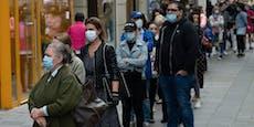 Maskenpflicht jetzt sogar noch ausgeweitet