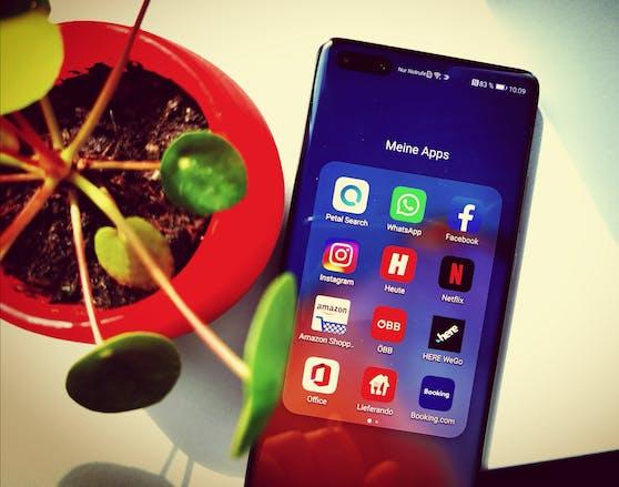 Huawei Petal Search steht für die Revolution der Suchfunktion: Hiermit kommst du schnell und einfach zu jenen Apps, die du besonders oft brauchst.