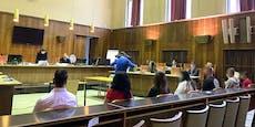 7 Komplizen verurteilt, Bankräuber auf der Flucht