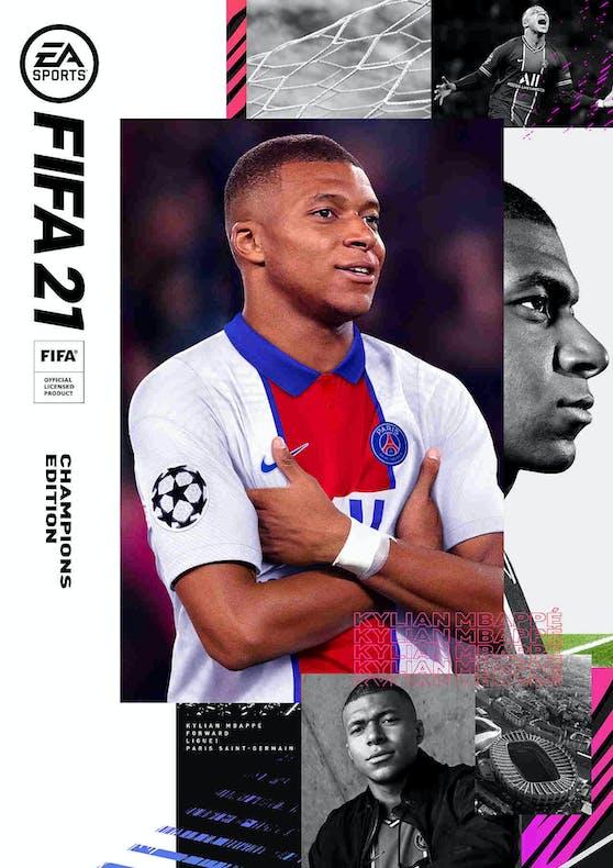 """So sieht die Champions Edition von """"FIFA 21"""" aus."""