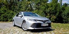 Eine überzeugende Rückkehr: Der Toyota Camry im Test