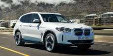 Der Elektro-SUV von BMW kommt aus China