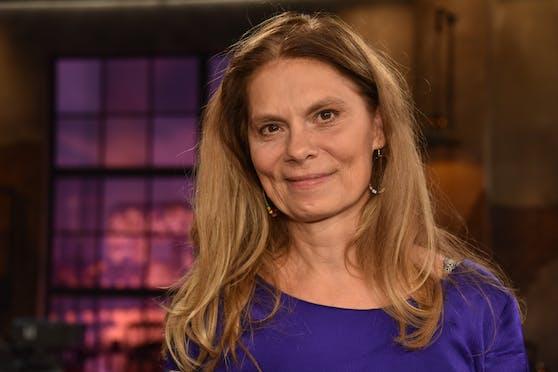 Sarah Wiener, TV-Köchin und EU-Abgeordnete der Grünen.