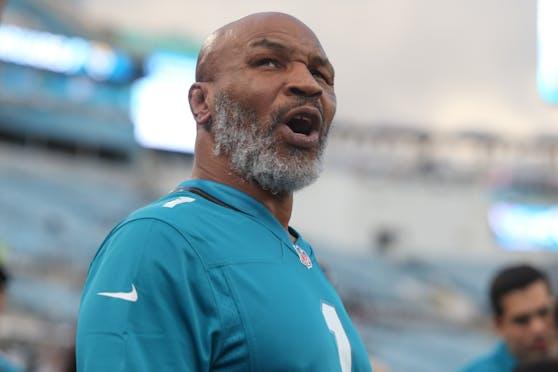 Mike Tyson will es noch einmal wissen.