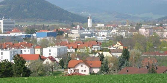 Symbolfoto der Stadt Ternitz.