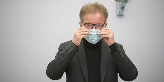Gesundheitsminister Rudolf Anschober.