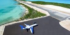 Bahamas-Insel mit eigenem Flughafen zu verkaufen