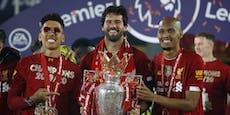 Während er Titel feierte: Einbruch bei Liverpool-Star