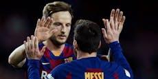 Barcelona hat 12 Spieler auf der Abschussliste