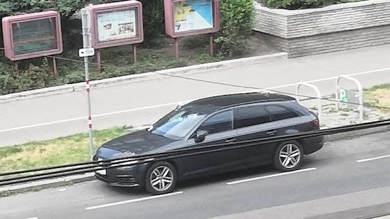 Wegen einigen Zentimetern wurde der Audi-Lenker abgestraft.