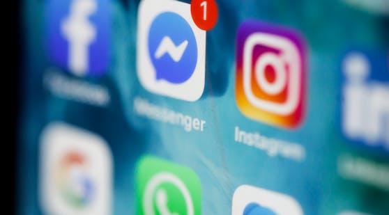 Facebook arbeitet an Neuerungen für den Messenger und WhatsApp.