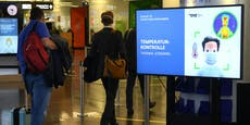 Corona-Test am Airport kostet künftig 120 statt 190 €