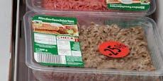 Wiener Supermarkt verkauft Gammelfleisch für - 25 %