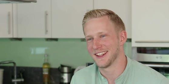 Der Tiroler Stefan Hummel wurde zum Netz-Hit in China.