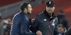 """Klopp schießt gegen Lampard: """"Das muss er noch lernen"""""""