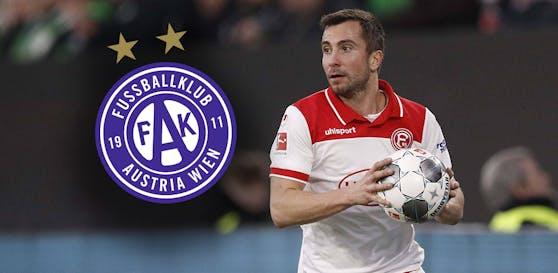 Kehrt Markus Suttner zur Wiener Austria zurück?