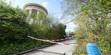 21-jährige Frau imEnglischen Garten vergewaltigt