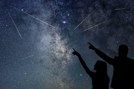 Rund um den 12. August 2020 wird derschönste und vermutlich auch größte Meteorenschauer des Jahres am Nachthimmel zu sehen sein.