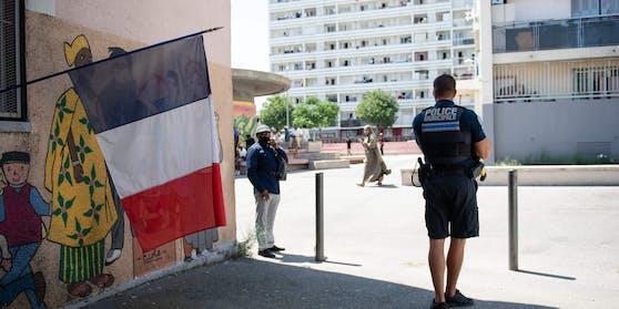Der Betrüger wurde in Marseille geschnappt.