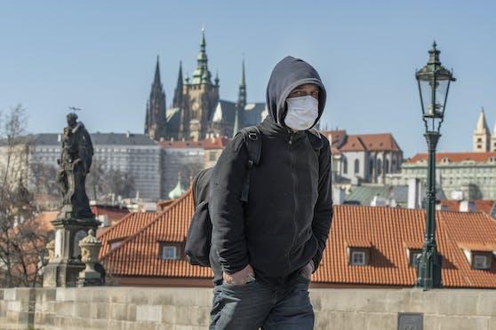 Die Coronavirus-Pandemie trifft auch die tschechische Hauptstadt Prag