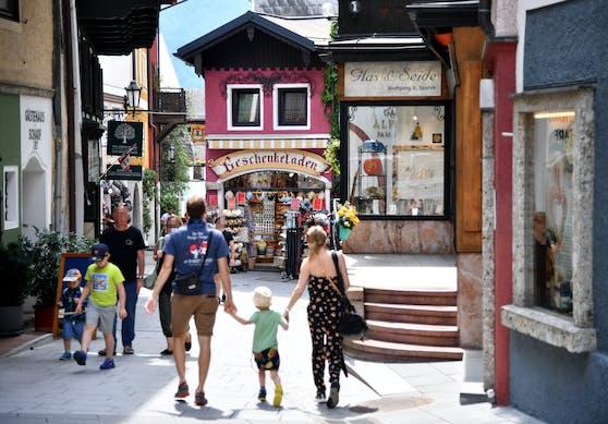 Viele Gäste sind verunsichert, ob sie ihren Urlaub in St. Wolfgang antreten sollen.