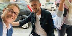 Nachbar-Fotos sollen beweisen, dass Strache Wiener ist