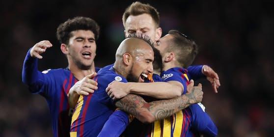 Vidal und Co. könnten bald für einen anderen Klub jubeln.