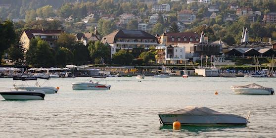 Der Badeunfall passierte am Wörthersee in Klagenfurt.