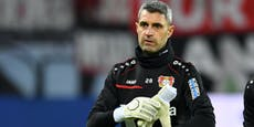 ÖFB-Goalie kündigt sein Karriere-Ende an