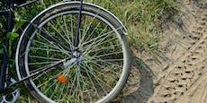 Radfahrerin attackiert: Polizei jagt Angreifer
